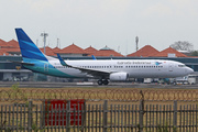 Boeing 737-86N/WL (PK-GFC)