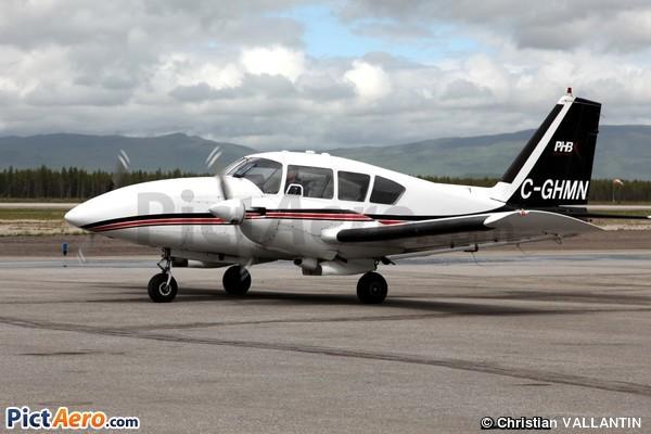 Piper PA-23-250 Aztec C (Aerophoto.Inc)