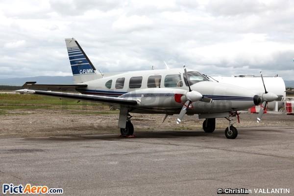Piper PA-31 (Exact Air)