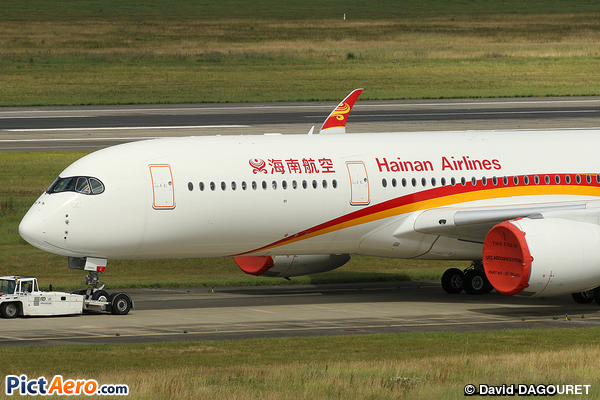 Airbus A350-941 (Hainan Airlines)