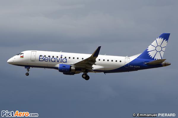 Embraer ERJ-175LR (Belavia Belarusian Airlines)
