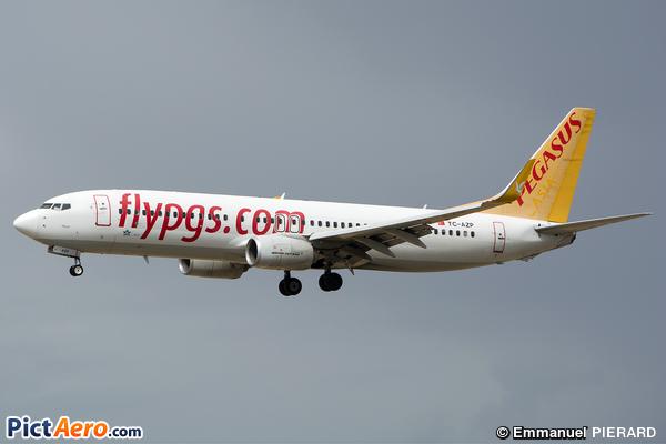 Boeing 737-82R/WL (Pegasus Airlines)