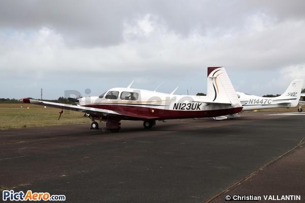 Mooney M-20J 201 (Privé)