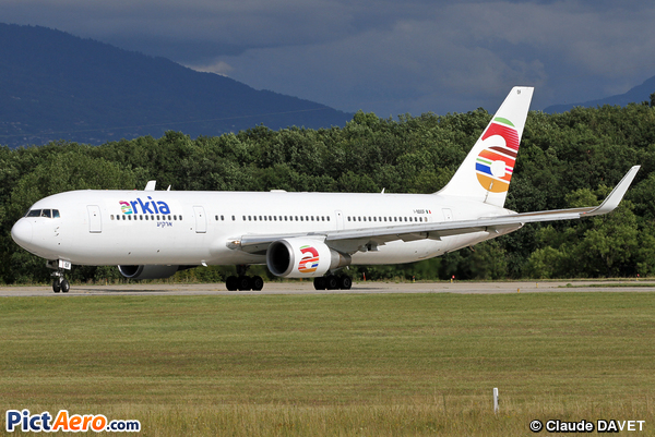 Boeing 767-306/ER (Arkia Israeli Airlines)
