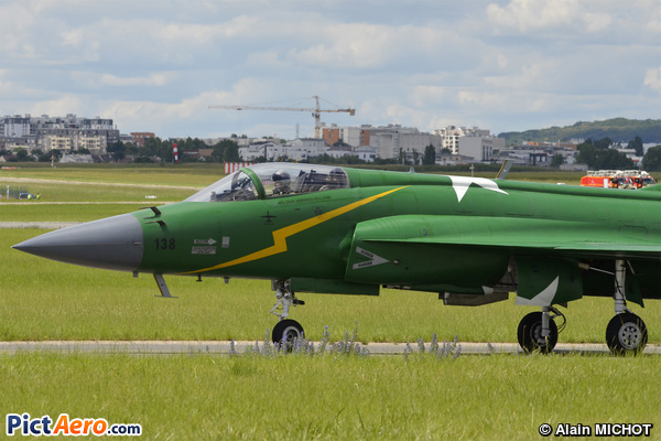 PAC JF-17 Thunder (Pakistan - Air Force)