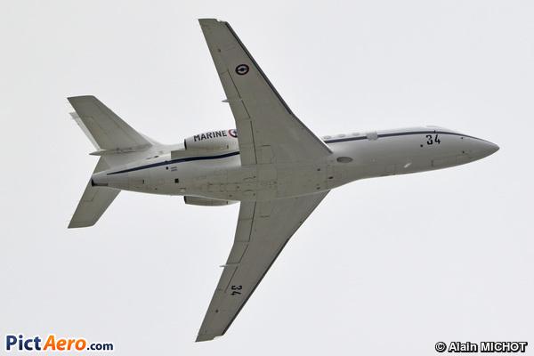 Dassault Falcon 50 M Surmar (France - Navy)