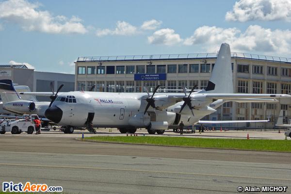 Lockheed LM-130J Hercules (Palas Aviation)