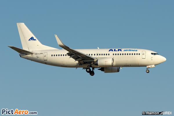Boeing 737-3H4 (ALK AIRLINES)