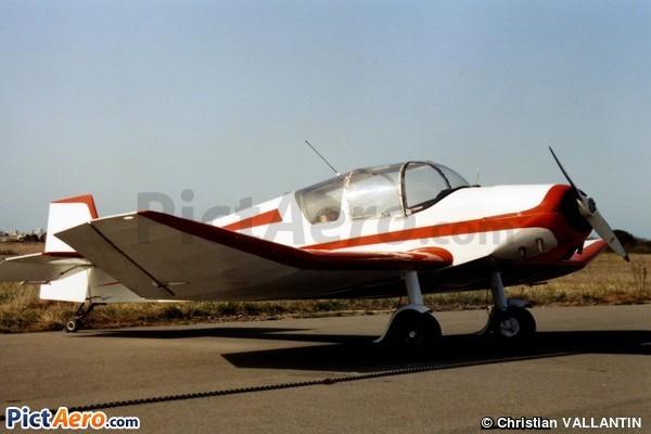 Jodel D-113 (Aéroclub de Saintes)
