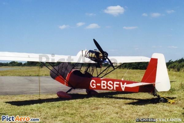 Aerosprt Woody Pusher WAS-2 (inconnu)