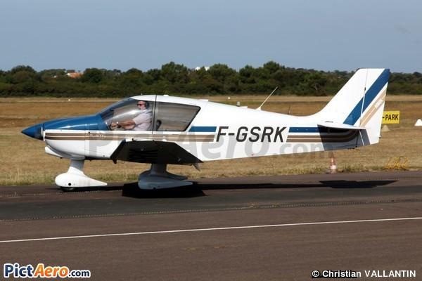 Robin DR-400-120 (Aéroclub Yonnais)