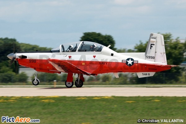 Raytheon T-6 Texan II - Beech PD-373 Mk II (United States - US Navy (USN))