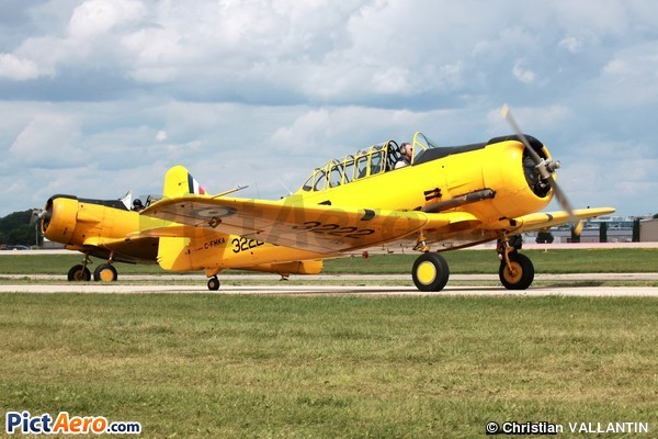 Noorduyn AT-16 Harvard Mk2B (Canadian Harvard Aircraft Association)