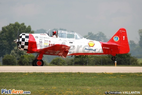 North American T-6G Texan (Henley Aviation Inc)