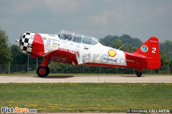 North American SNJ-5 Texan (Henley Air Ranch Inc)