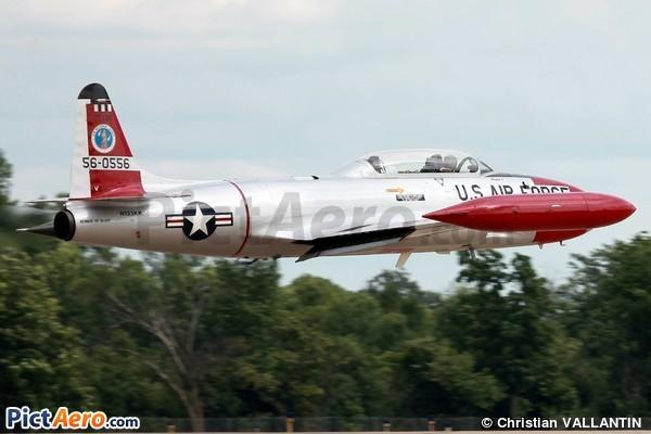 Canadair T-33A-N Silver Star 3  (Private)