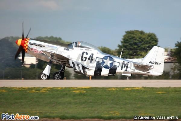 F-51D (Mustang Pilots Llc)