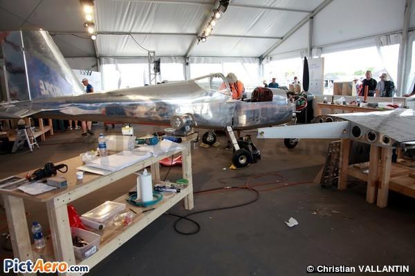 Van's RV-12 IS (EAA Aviation Foundation Inc)