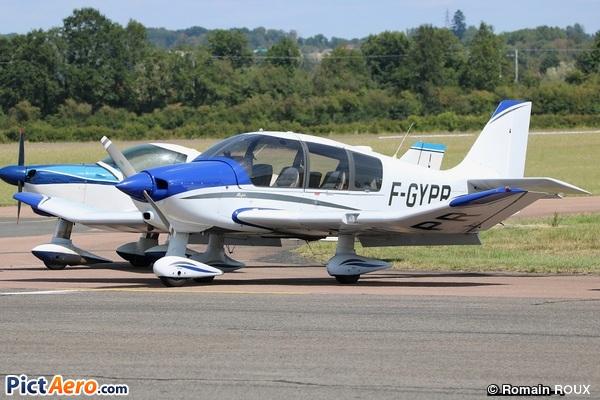 Robin DR-400-160 (Aéroclub de Joigny - Les Ailes Joviniennes)