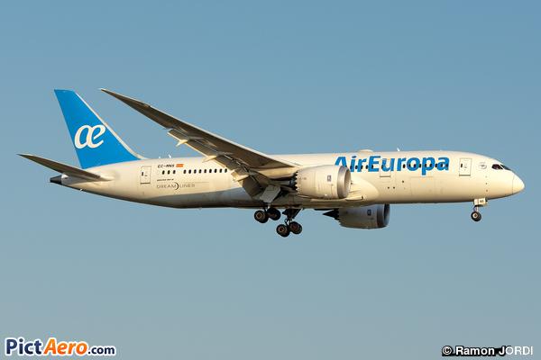 Boeing 787-8 Dreamliner (Air Europa)