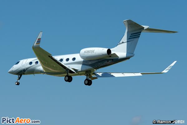 Gulfstream G650 (Privé)