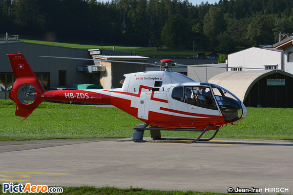 Eurocopter EC-120B Colibri (JAA) (Swiss Helicopter AG)
