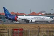 Boeing 737-8K5/WL (PK-CLS)