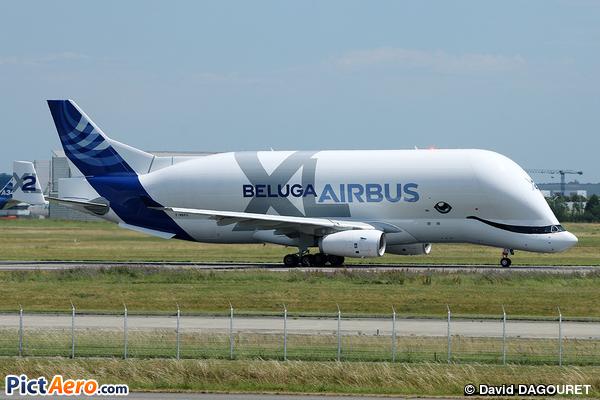 Airbus A330-743L Beluga XL (Airbus Industrie)