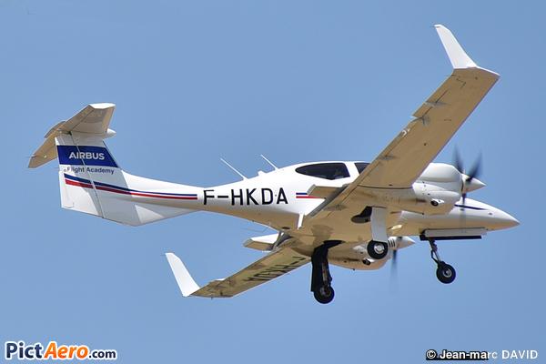 Diamond DA-42 M Twin Star (AIRBUS Flight Academy)