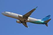 Boeing 737-8U3/WL (PK-GFF)
