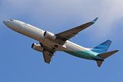 Boeing 737-8U3/WL (PK-GFV)