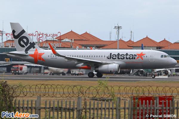 Airbus A320-232/WL (Jetstar Asia Airways)