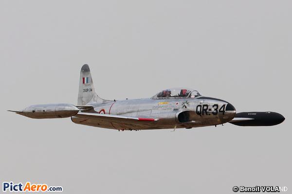 Canadair CT-133 Silver Star (Top Gun Voltige)