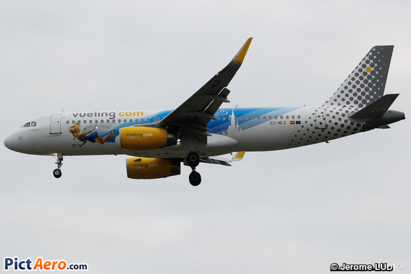 Airbus A320-232/WL (Vueling Airlines)