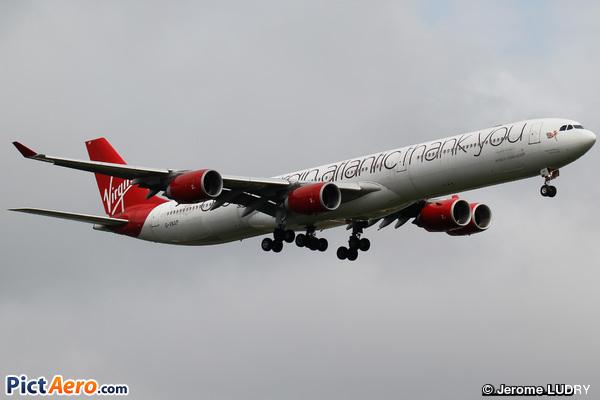 Airbus A340-642 (Virgin Atlantic Airways)