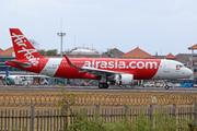 Airbus A320-216/WL (PK-AZF)