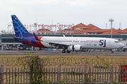 Boeing 737-85P/WL (PK-CMJ)