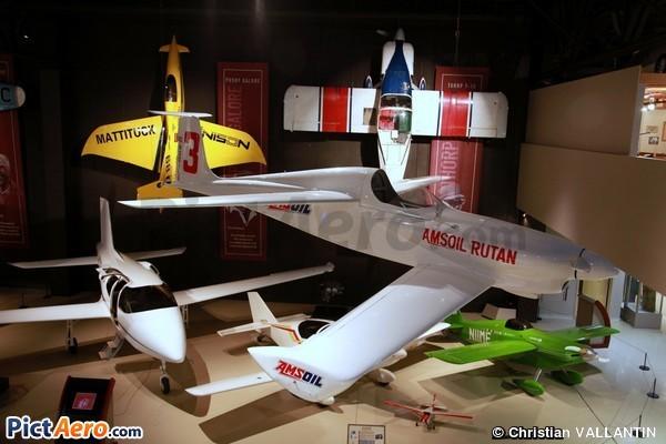 Rutan Model 68 Amsoil Racer (AMS/AIR Corp)