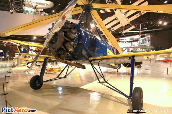 Pitcairn-Cierva PCA-2 (EAA Aviation Foundation Inc)