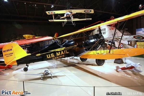 Pitcairn PA-7 Super Mailwing (Experimental Aircraft Association (EAA))