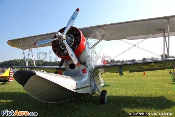 Grumman J2F-6 Duck (Experimental Aircraft Association (EAA))