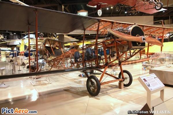 Curtiss JN-4D Jenny (Experimental Aircraft Association (EAA))