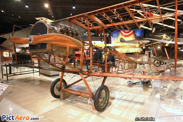 Curtiss JN-4D Jenny (Experimental Aircraft Association (EAA))