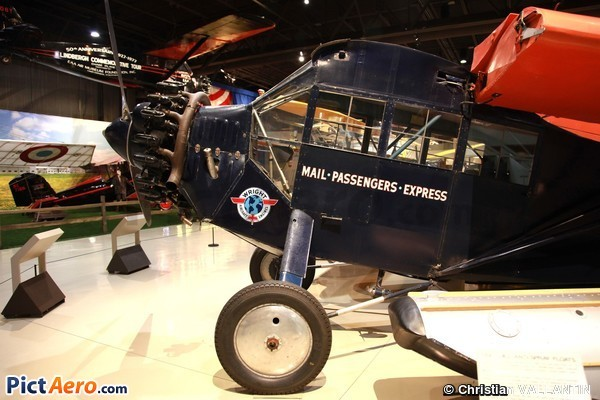 Fairchild FC-2 (Experimental Aircraft Association (EAA))