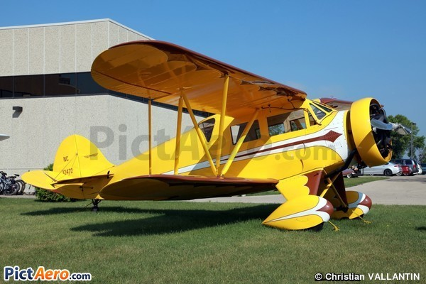 Waco UEC (Experimental Aircraft Association (EAA))