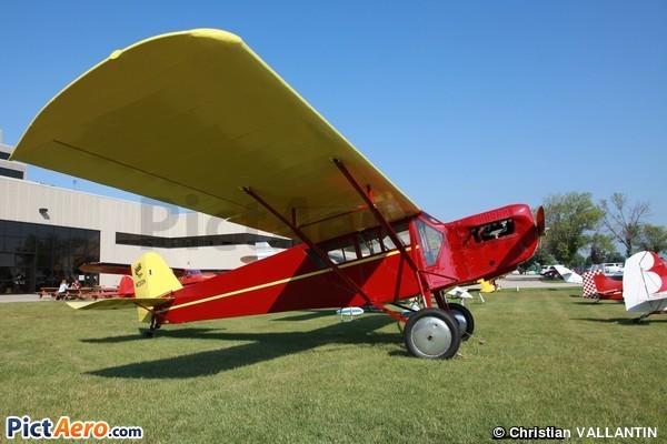 Curtiss-Wright CW Robin (Experimental Aircraft Association (EAA))