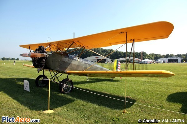 Consolidated PT-3 (Experimental Aircraft Association (EAA))