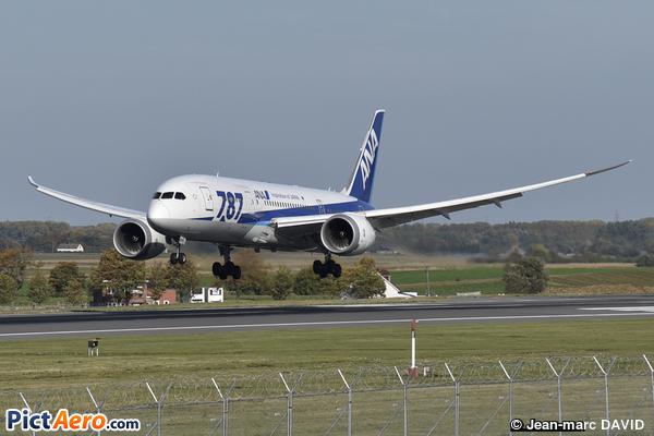 Boeing 787-8 Dreamliner (ANA All Nippon Airways)