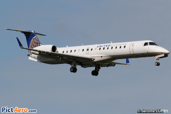 Embraer ERJ 145XR (United Express (Express Jet Airlines))