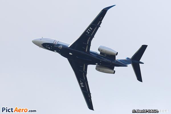 Embraer EMB-550 Praetor 600  (Embraer)